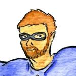 Picture of Ryan Davidson as a Superhero